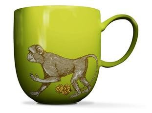 Avenida Home Monkey Mug