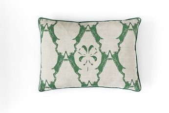 Barneby Gates Boxing Hares Billiard Green Cushion
