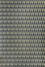 Barneby Gates Seahorse Charcoal/Gold Wallpaper