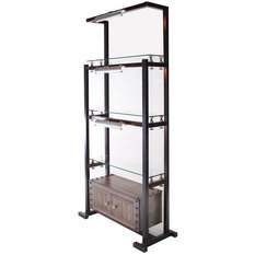 Branch Interiors Quint Shelving Unit