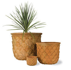 Capital Garden Products Pineapple Medium Planter