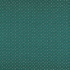 Casamance Fusain English Green Fabric