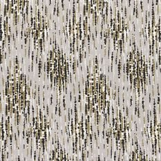 Casamance Madrigal Black Moon / Mordore Fabric