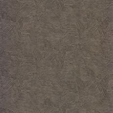 Casamance Soroa Chocolate Wallcovering