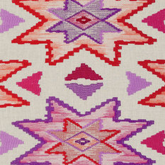 Clarke & Clarke Nikki Sunset Fabric