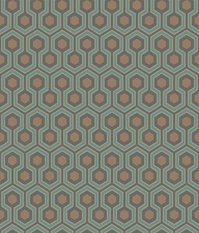 Cole & son Hicks' Hexagon Wallcovering
