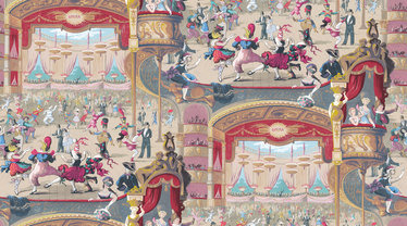 Cole & Son Cabaret Wallcovering