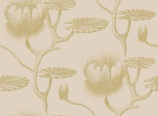 Cole & Son Lily Wallcovering