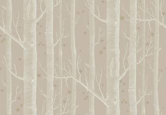 Cole & Son Woods & Stars Wallcovering