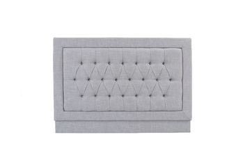 AD Upholstery Lux Deep Buttoned Headboard
