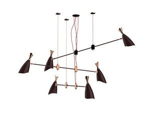 Delightfull Duke 6 Suspension Chandelier