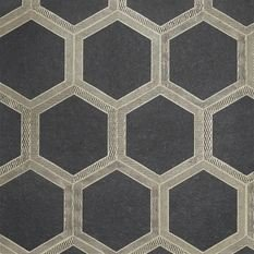 Designers Guild Zardozi Charcoal Wallcovering