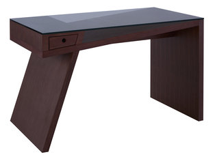 Gillmore Space Walnut Writing desk
