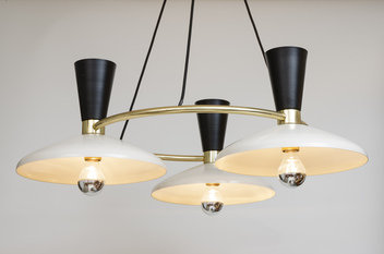 G Table Rivoli Chandelier