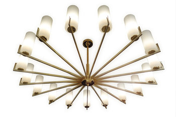 G Table Siena Chandelier
