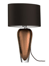 Heathfield Esme Garnet Table Lamp