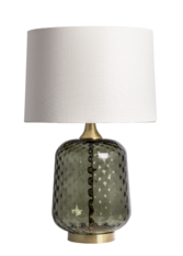 Heathfield Risco Olive Table Lamp