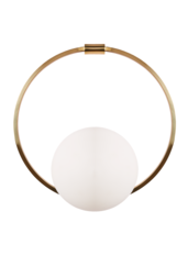 Heathfield Veil Wall Light