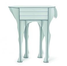 I Bride Bambi Grey Chest of Drawers