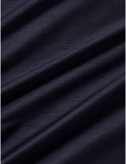 James Hare Astor Navy Fabric