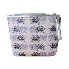 "Jessica Russel Flint Classic Make Up Bag / ""The Pineapple Cliche"""