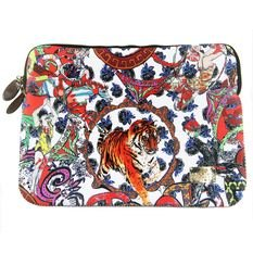 Jessica Russel Flint Crazy Circus Laptop/Macbook Case