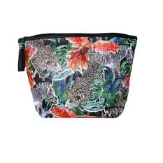 "Jessica Russel Flint Giant Washbag / ""The Jungle Jungle"""