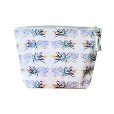 "Jessica Russel Flint Giant Washbag / ""The Pineapple Cliche"""