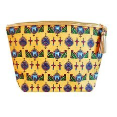 "Jessica Russel Flint Giant Washbag / ""The Yellow Margharita"""