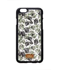 Jessica Russel Flint Palm Leaves & Dragon Flies iPhone 6 Case