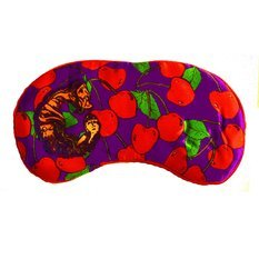 "Jessica Russel Flint Silk Eye Mask / ""C"""
