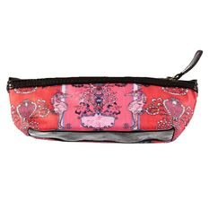 "Jessica Russel Flint ""The Seahorses"" Mini Make Up Bag/Pencil Case"