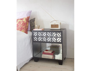 Julian Chichester Anna Bedside Table