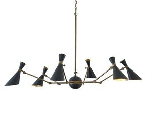 Julian Chichester Bacco Chandelier