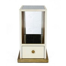 Julian Chichester Berlin Bedside Table - Small