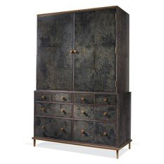 Julian Chichester Felix Tall Media Cabinet
