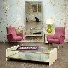 Julian Chichester Savoy Coffee Table