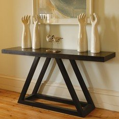 Julian Chichester Triangle Console Table