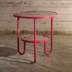 Julian Chichester Tubular Side Table