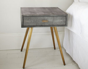 Julian Chichester Lorenzo Bedside Table