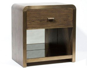 Julian Chichester Paolo Bedside Table