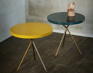 Julian Chichester X-Table Side Table