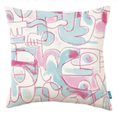 Kirkby Design Mallowland Cushion Sorbet