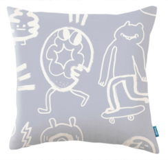 Kirkby Design New York Scrawl Cushion Laptop