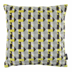 Kirkby Design Piccadilly Cushion Lime