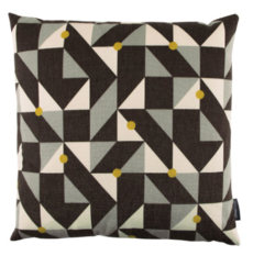 Kirkby Design Puzzle Cushion Corn