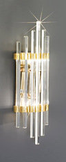 Kolarz Ontario Small Gold Wall Light