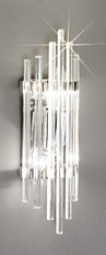 Kolarz Ontario Small Chrome Wall Light