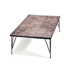 Mambo Unlimited Ideas Caldas Taupe Coffee Table