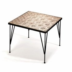 Mambo Unlimited Ideas Caldas Taupe Table